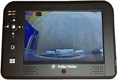 CS CCTV Trailer Vision Digi-Max2 -  1 Camera system for  Horsebox etc