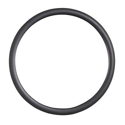 ICAN 38mm Tubular Carbon Rim Basalt Brake Surface Rim UD Matt 1 Piece