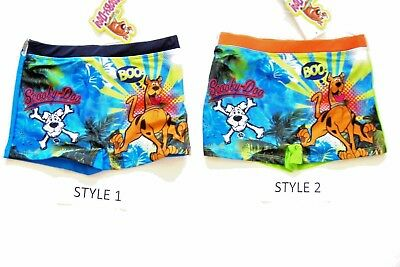 SCOOBY DOO:NEW SWIM//BOARD SHORTS,2//3,3//4,4//5,5//6,7//8,9//10YR NEW WITH TAGS