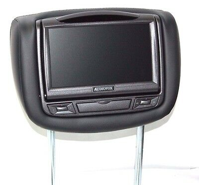 2015 2016 Ford F150 Dual DVD Headrest Video Players for King Ranch or Platinum