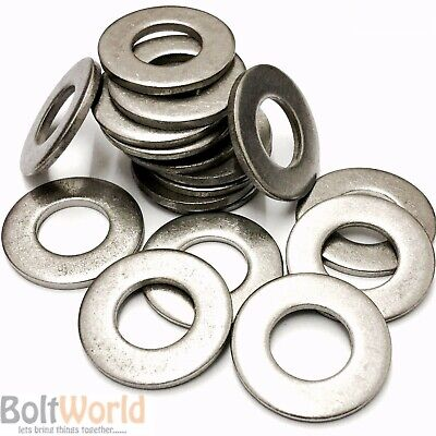 M4 M5 M6 M8 M10 M12 M16 M20 M24 Stainless Steel A2 Form C Flat Washers Bs4320C