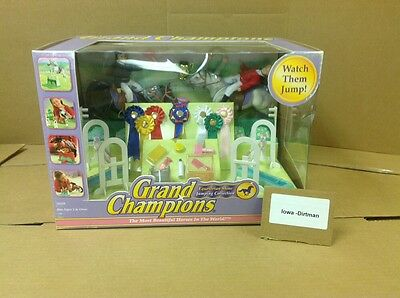 Grand Champions Jumping Collection 20155 New With Box