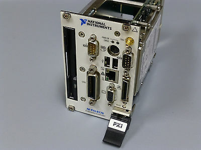 National Instruments NI PXI-8176 Embedded Controller for PXI / CompactPCI