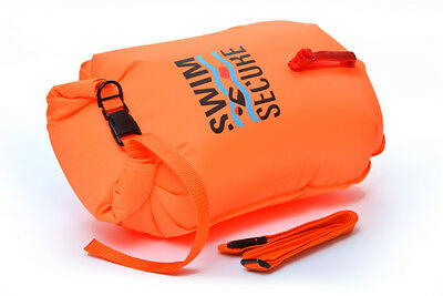 Chillswim Dry Bag - Safer Open Water Swimming - Clothes/Gear Carrier *NEW*