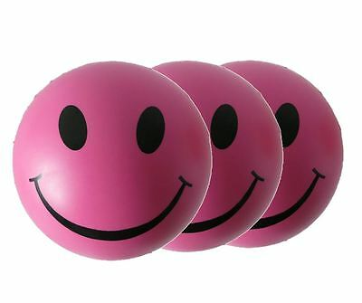 Stress Balls in Pink (3) – Stress Ball for ADHD PTSD & Autism - ONLY £1.97 EACH