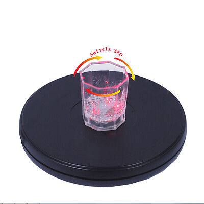 3D Photo Shop Display Rotating Turntable 360 Degree Mannequin Photography Stand