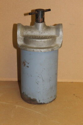 """Hydraulic filter assembly 3/4"""" ports 8 GPM SLD-3/4-8 Marvel Engineering Unused"""