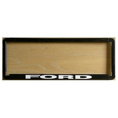 Novelty Number Plate Frame - Ford Car Auto Accessories Gift