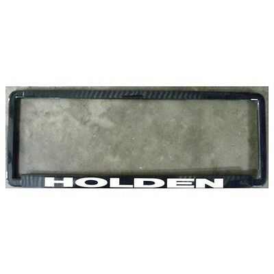 Novelty Number Plate Frame - Holden Car Auto Accessories Gift