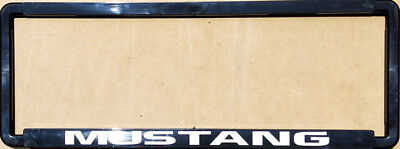 Novelty Number Plate Frame - Mustang  Car Auto Accessories Gift