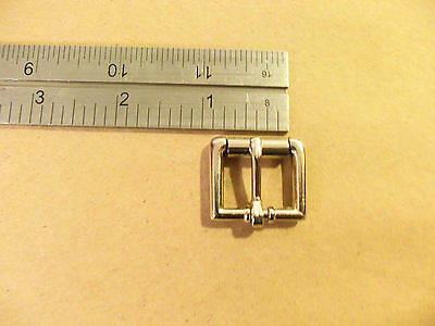 "#Z75 3/4"" Nickel Plated / Zinc Roller Buckle (Pack Of 25)"