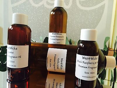 100ml Premium Fragrance Oil - For Candles, Soaps Oil Burners *Choose Your Scent*