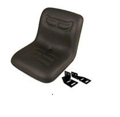 VLD1590 Ford New Holland Compact Tractor Dishpan Seat w/ Brackets 1200 1300 1500
