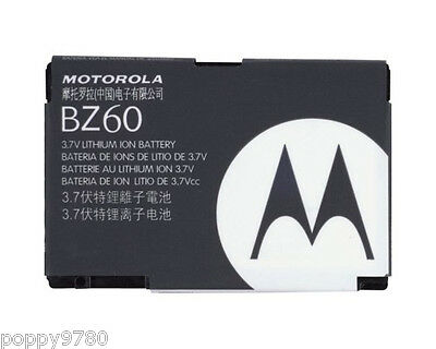 New OEM Motorola BZ60 Smart Android Cell Phone Battery SNN5789C 900mAh 3.7V