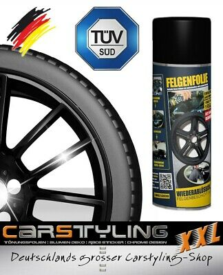 Mibenco liquid film glossy black (consisting of one tin 400ml) ...also for car b