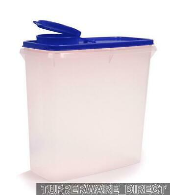 Tupperware Cereal Storer  - 2.5 L -  Blue -Free Shipping