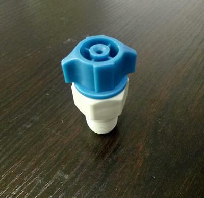 """10 pcs 3/8"""" BEPT etching machine Developing  nozzle Solid  spray pattern of cone"""