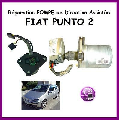 reparation de pompe direction assist e fiat punto 2 eur 129 00 picclick it. Black Bedroom Furniture Sets. Home Design Ideas