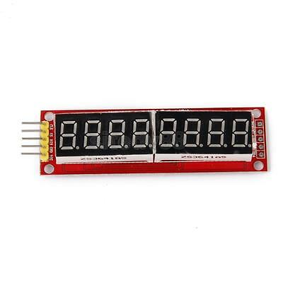 MAX7219 8-Digit Red LED Display Module 7 Segment Digital Tube For Arduino