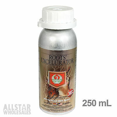House & Garden Roots Excelurator Silver 250mL Nutrient Additive Stimulator Grow