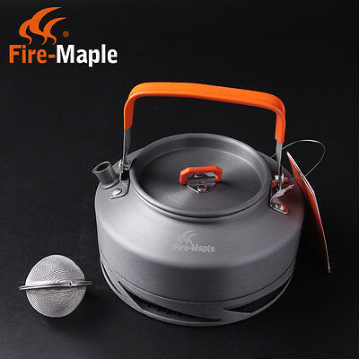 Fire Maple Heat Exchanger Pot Coffee Pot Outdoor Camping Picnic Cookware Kettle