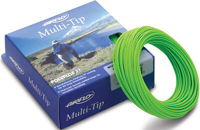 Airflo NEW Multi-Tip WF Optic Green Fly Line Various Sizes