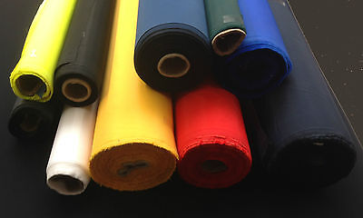 Waterproof Nylon Fabric 4Oz Pu Ripstop Material Sections 13 Colours Uk Free Post