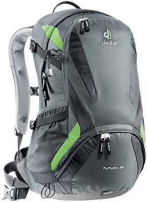 Deuter Futura 28 - airy backpack for day hikes, office, shopping tour 34214-3303