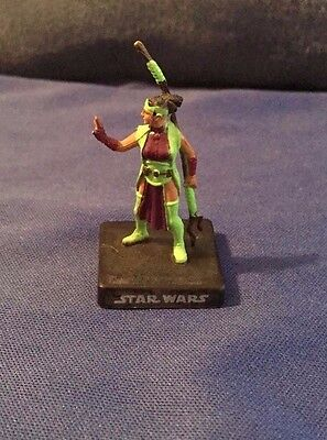 Star Wars Miniatures Alliance and Empire #45/60 Human Force Adept - NC