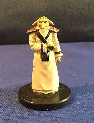 Star Wars Miniatures Force Unleashed #48/60 Caamasi Noble- NC