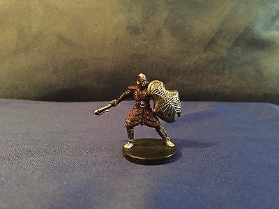 Star Wars Miniatures Clone Wars #40/40 Fringe 14 Utapaun Warrior - NC