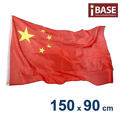 China Chinese CN Flag National Heavy Duty Outdoor 150x90cm 5x3feet Red Star