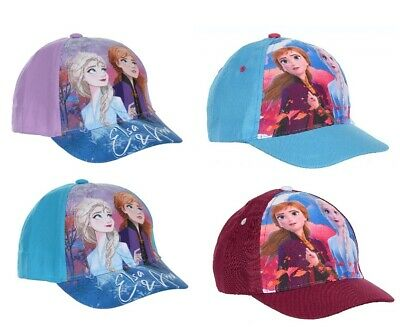 Official Disney Frozen Baseball Caps Summer Hats 52-54 cms/Frozen Socks 3 PAIRS