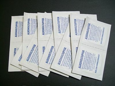 Pre-Injection Swabs / Wipes Insulin Blood-test Disinfection First Aid