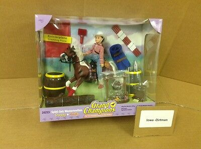 Grand Champions Western Riding Set 26213 New With Box