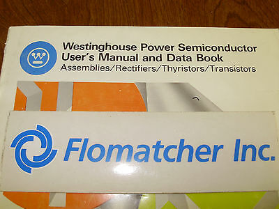 Data Sheets Westinghouse Phase Control SCR T920 family Electronic Components