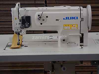 Juki Dnu 1541 Industrial Walking Foot Machine Leather Made In Japan