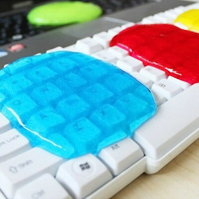 Dust Cleaning Compound Super Clean Slimy Gel Cleaner Wiper Mud For Keyboard