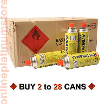 New Ce Approved Safe Butane Gas Bottles Canisters Portable Heaters Stove Grills