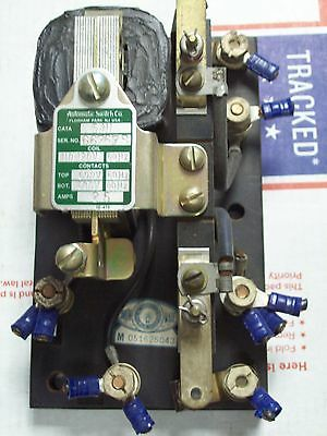 Automatic Switch Co Solenoid Coil Contact Assembly 10-417-2 , 5411