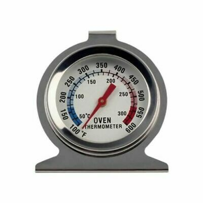 Stainless Steel Oven Cooker Thermometer Temperature Gauge Quality 300ºC