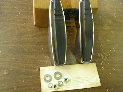NOS 1969 Ford Galaxie 500 Front Bumper Guard Kit