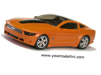 2006 Ford Mustang Concept Italdesign 1:43 YOW MODELLINI scale model kit