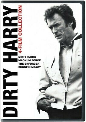 Dirty Harry Collection: 4 Film Favorites [2 Discs] (2010, DVD NEW)
