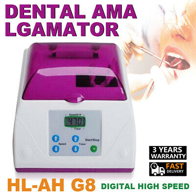 1SET DENTAL HL-AH Amalgamator Amalgam Capsule Mixer High speed Amalgamator CE