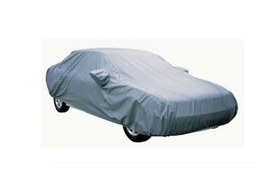 Waterproof Car Cover Outdoor Indooor Uv Rain Breathable Extra Large Size Xl Grey