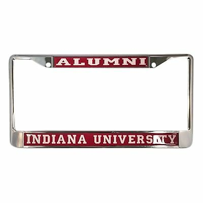 Indiana University Hoosiers Alumni License Plate Frame