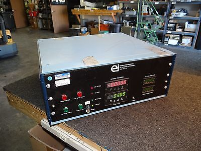 Erdman Instruments Ultrasonic Micrometer Flaw Detector Model 722 WP MT