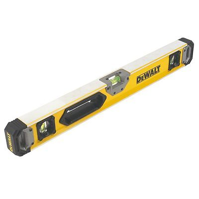 NEW DeWalt Box Beam Level 610mm