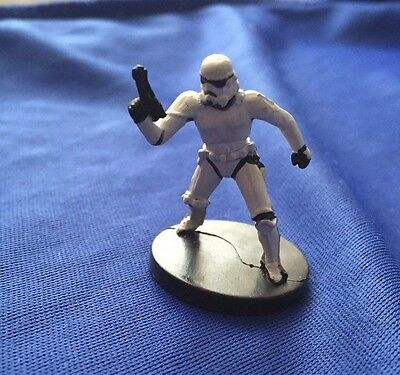 Star Wars Miniatures Jedi Academy #23/40 Imperial 5 Stormtrooper- NC
